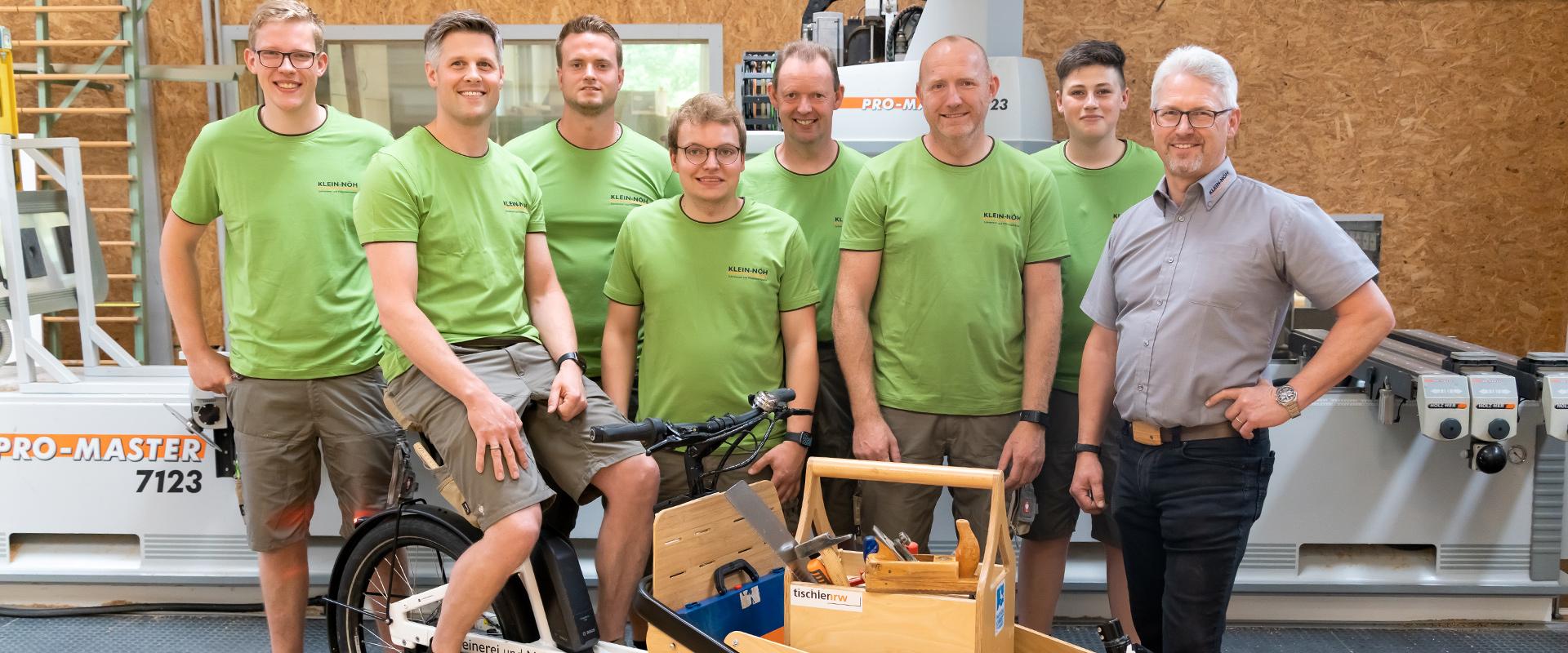 Schreinerei Netphen - Team Klein-Nöh